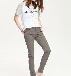 Джинсы-брюки befree