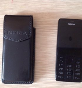Мобильный телефон Nokia 515 dual sim,black