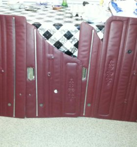 Обшивка двери для ваз2103-06