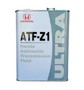 Honda ATF Z1 Ultra (замена масла в АКПП)