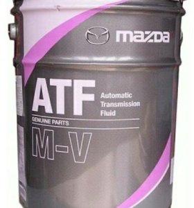 Mazda ATF M-V (мазда М5) замена масла