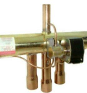 Четырехходовой клапан кондиционера