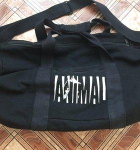 Спортивная сумка Animal, фирменная