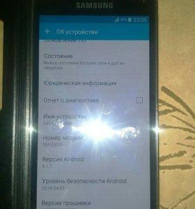 Сотовый телефон Самсунг с5 мини