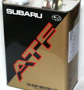 Subaru ATF (субару атф) замена масла