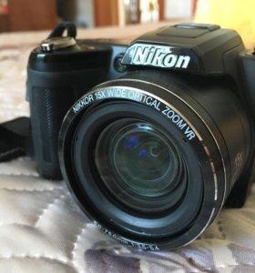 Новый цифровой фотоаппарат Nikon