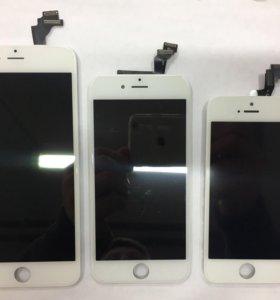 Модуль дисплей на iphone 5, 5s, 6, 6+