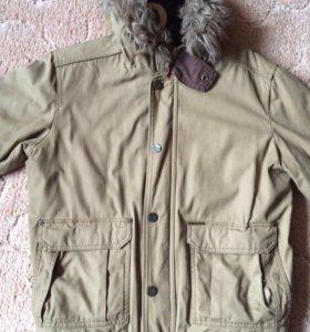 Куртка мужская межсезонная весенняя Pull and Bear
