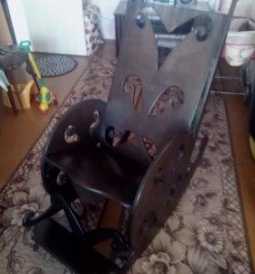 Кресла-качалки для детей и взрослых