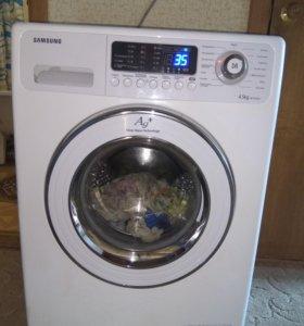 Машинка стиральная SAMSUNG WF7450S9C
