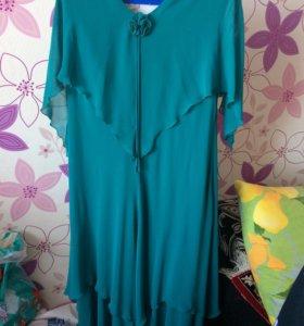 Нарядное платье р 52-54