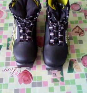 Ботинки лыжные SNS