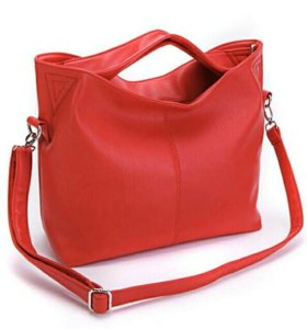 Продам красную сумку.вместительная.новая