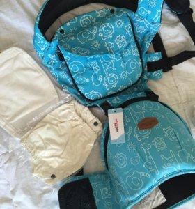 Слинг рюкзак переноска кенгуру