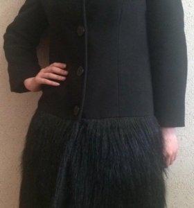 Пальто зимние новое