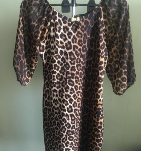 Леопардовое платье 👗