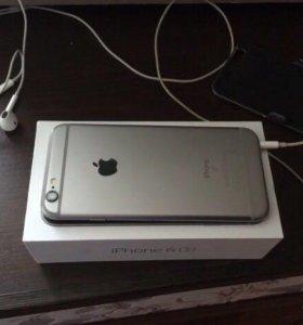 Продаю IPhone 6s 64 g space gray