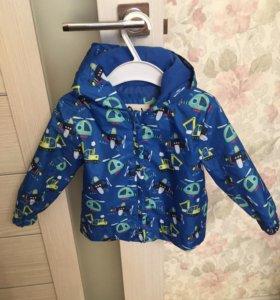 Куртка ветровка 80 см mothercare