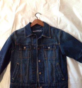 ✅GapKids куртка джинс, рост 146+