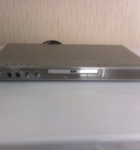 DVD LG с функцией караоке