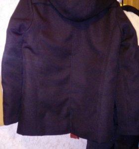 Демисезонное мужское пальто