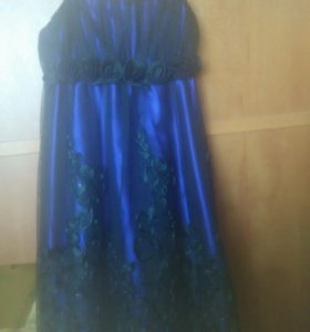 Платье для девочки 7-9 лет.