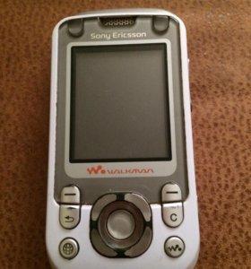 Мобильный телефон Sony Ericsson Walkman w550i