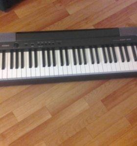 Продам электронное фортепиано Casio CDP-100