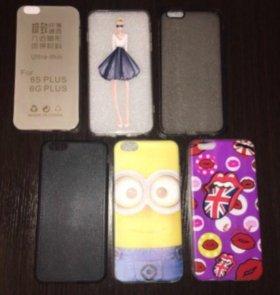 Чехлы на iPhone 6/6s PLUS