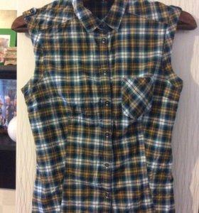 Рубашка  блуза befree