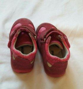 детские кроссовки reima