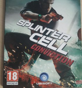 Игра Splinter cell
