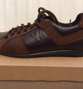 Ботинки- туфли мужские новые
