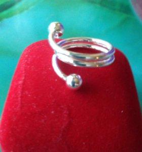 Перстень серебро 925 проба новый