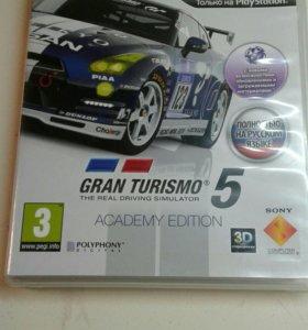 GRANT TURISMO 5 на ps3
