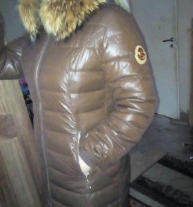 Куртка женская зимняя ( пуховик)