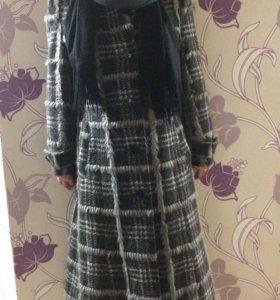 Пальто женское р.46-48