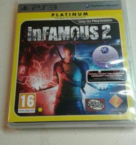 inFAMOUS 2 на ps3