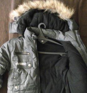 Зимняя куртка(5-6лет)