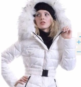 Куртка новая демизенон зима