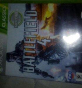 BATTLEFILD 4 на  xBox 360
