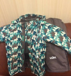 Коcтюм Reike (куртка+брюки) 110размер