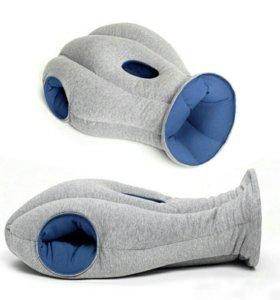 Подушка для отдыха в пути и на работе