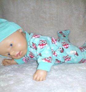 Слипы для кукол-пупсов типа baby born