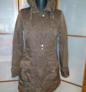 Удлиненная куртка на весну VERO MODA. S