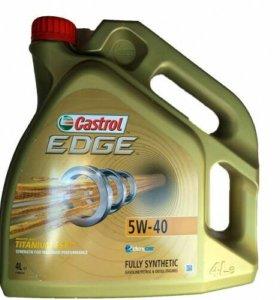 Масло CASTROL EDGE 5W40