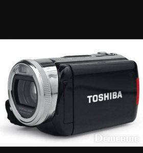 Видеокамера ТOSHIBA