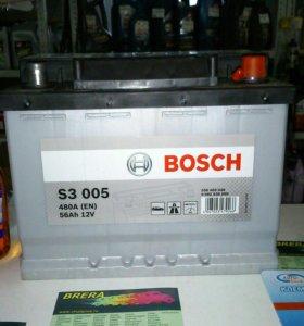 Аккумулятор BOSCH 56 Aч