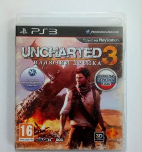Uncharted 3 для PlayStation 3
