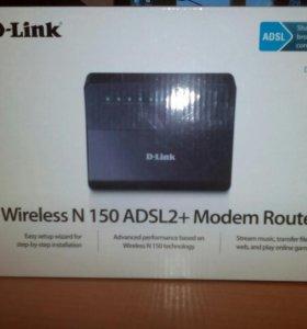 Модем d-link dsl 2640u